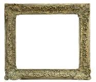 Viejo marco Fotografía de archivo