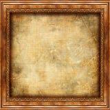 Viejo marco Imagen de archivo libre de regalías