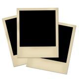 Viejo marco de la foto Imágenes de archivo libres de regalías