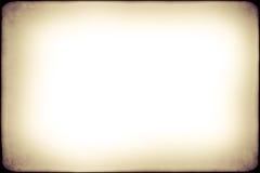 Viejo marco del Grunge de la foto fotos de archivo