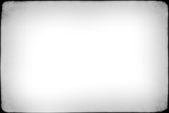 Viejo marco del Grunge de la foto Fotografía de archivo