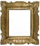 Viejo marco del retrato Imagen de archivo libre de regalías