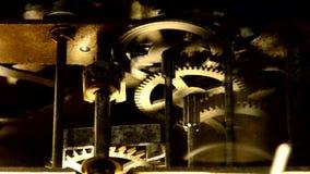 Viejo mecanismo de trabajo metrajes