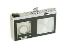 Viejo Mini Tape Cartridge Recorder portátil imagenes de archivo
