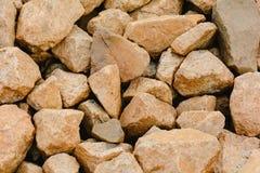 viejo modelo de la grieta de la montaña de las rocas Foto de archivo libre de regalías