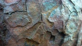Viejo modelo del fondo colorido, metal del moho fotografía de archivo