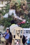 Viejo muchacho travieso, Sri Lanka imagen de archivo