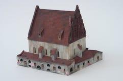 Viejo-nueva sinagoga, Praga Foto de archivo libre de regalías