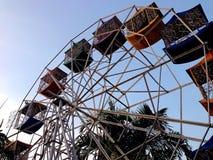 viejo playpark Imagenes de archivo