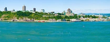 Viejo Quebec Imagenes de archivo