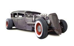 Viejo Rusty Rat Rod imágenes de archivo libres de regalías