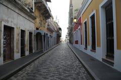 Viejo San Juan, Oud San Juan van Gr Royalty-vrije Stock Foto's
