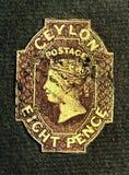 Viejo sello Imágenes de archivo libres de regalías
