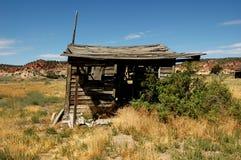 Viejo shack Fotos de archivo