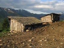 Viejo sheephold fotos de archivo