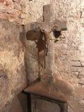 Viejo siglo XVIII del sepulcro de la tumba fotos de archivo libres de regalías