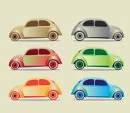 Viejo sistema del coche Imagenes de archivo