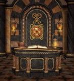 Viejo sitio del altar