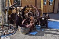 Viejo stillife del granero Imagen de archivo libre de regalías