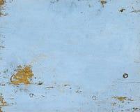 Viejo superior azul de la sobremesa Foto de archivo