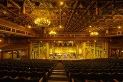Viejo teatro en Londres Foto de archivo