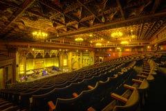 Viejo teatro en Londres Fotografía de archivo