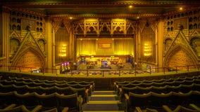 Viejo teatro en Londres Imagenes de archivo
