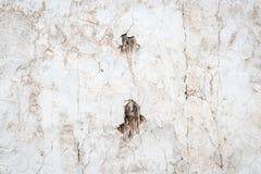 Viejo, textura de la pared del yeso del grunge Imagen de archivo libre de regalías