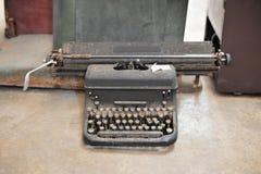 viejo tipo retro technolo manual tan clásico del vintage de la máquina del escritor Foto de archivo