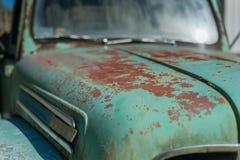 Viejo tome el carro Foto de archivo libre de regalías