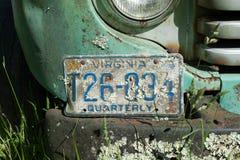 Viejo tome el carro Fotos de archivo libres de regalías