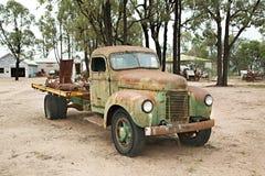 Viejo turck oxidado fotografía de archivo libre de regalías