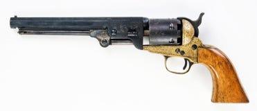 Viejo vaquero Pistol Foto de archivo