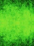 Viejo verde, textura del fondo del grunge Imagenes de archivo
