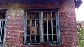 Viejo Windows Fotografía de archivo