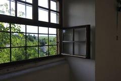 Viejo Windows Imagenes de archivo