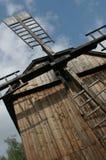 Viejo woodmill Foto de archivo