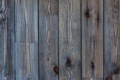 Viejo y envejecido fondo texturizado de madera en marr?n fotos de archivo libres de regalías