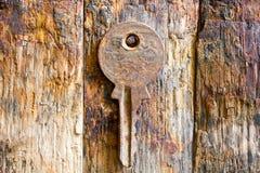 Viejos claves Fotografía de archivo libre de regalías