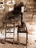 Viejos días del herrero Imagen de archivo libre de regalías