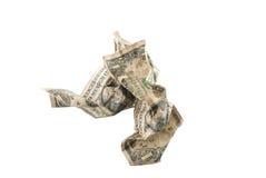 Viejos dólares imagen de archivo libre de regalías