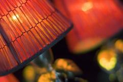Viejos detalles de la lámpara imagen de archivo libre de regalías