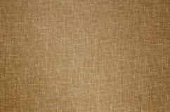 Viejo fondo de lino de la textura Imagen de archivo