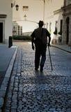 Viejos hombres Fotografía de archivo libre de regalías