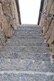 Pasos de piedra Foto de archivo