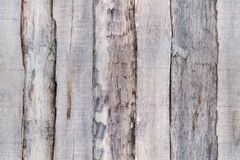 Viejos tableros de madera grises de la cerca Textura inconsútil para modelar 3d fotos de archivo libres de regalías