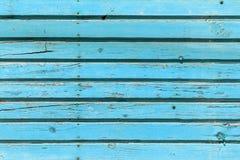 Viejos tableros pintados para el uso como fondo Imagenes de archivo
