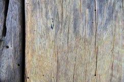 Viejos textura y fondo de madera Fotografía de archivo libre de regalías
