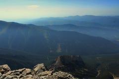 Viel Bergspitze Olymp, Grece Lizenzfreie Stockfotos