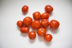 Viel der Tomaten Lizenzfreies Stockbild